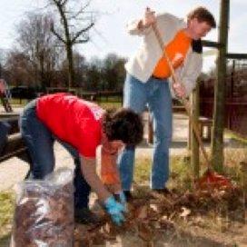 Vrijwilligers doen het voor zichzelf