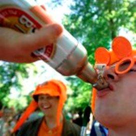 Forse toename alcoholmisbruik jeugd