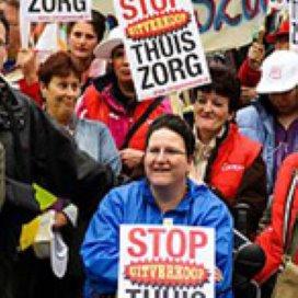 Miljoenen voorkomen ontslagen thuiszorg Rotterdam