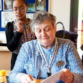 'Vrijwilligerswerk doen in ruil voor zorg'