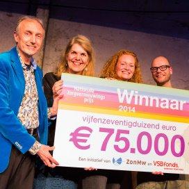 75.000 euro voor maatje voor jonge mantelzorger