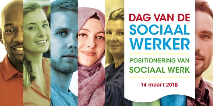 logo fcb partner dag van de sociaal werker 2018
