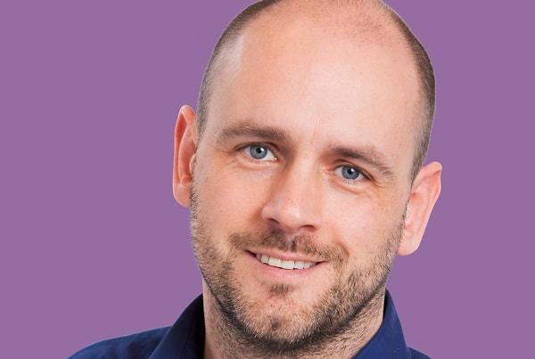 Matthijs Terpstra van Movisie maakt zich hard voor 'natuurlijk welzijn'