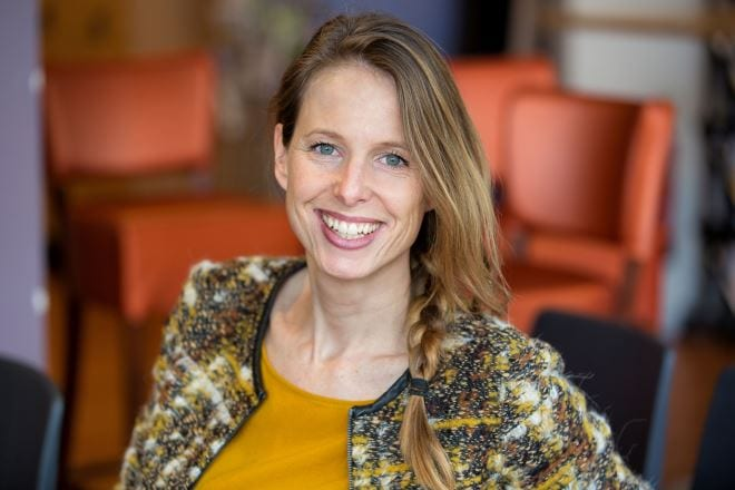 Silke van Arum is senior adviseur bij Movisie