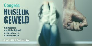 Campagnebeeld congres huiselijk geweld