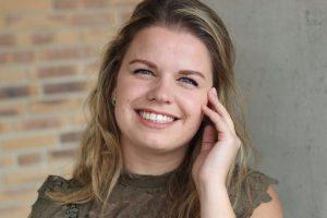 Eline van Wijngaarden is wijkverpleegkundige bij QuaRijn