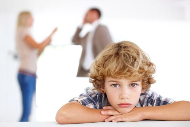Gat tussen juridische echtscheiding en hulp aan kinderen is groot