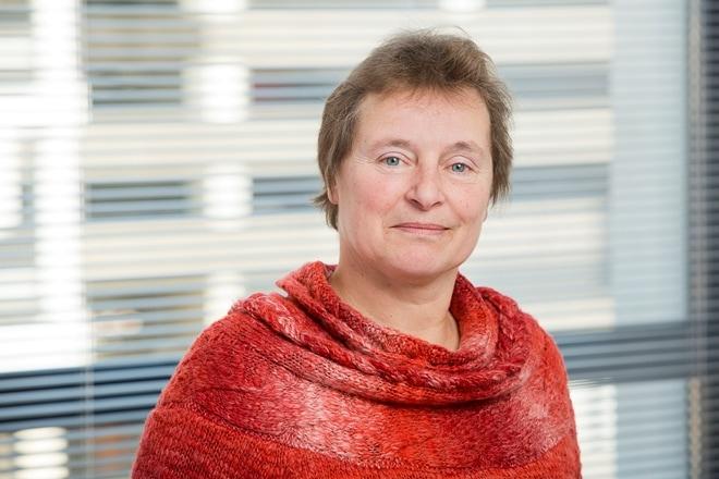 Anne-Marie van Bergen, senior adviseur Movisie.