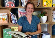 Anne Heinsbroek is directeur en mede-oprichter VoorleesExpress