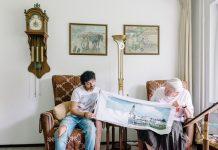 In woon- en zorgcentrum Humanitas in Deventer wonen zes studenten samen met honderdzestig ouderen.