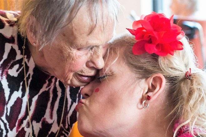 Contact van hart tot hart bij dementie