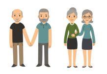 Zorgbehoevende 'roze ouderen' vaak onzichtbaar