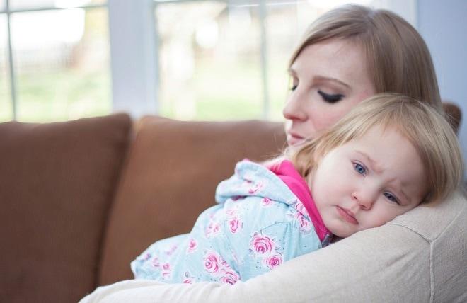 eenzaamheid moeders