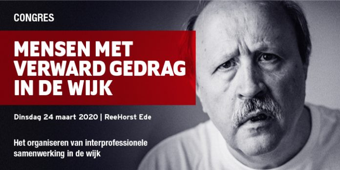 Congres Mensen met verward gedrag in de wijk