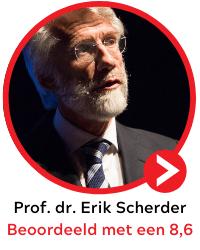 Prof. dr. Erik Scherder | spreker zorg+welzijn congressen
