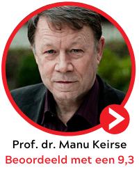Prof. dr. Manu Keirse | spreker zorg+welzijn congressen