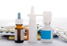 neusspray en andere medicatie
