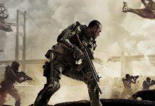 Still uit de game Call of Duty.