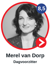 Merel van Dorp | spreker zorg+welzijn congres seksueel geweld