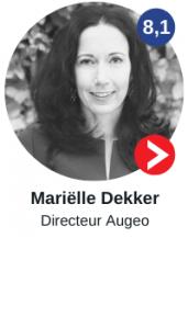 Mariëlle Dekker | spreker zorg+welzijn congressen