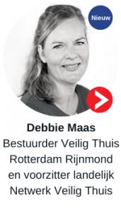 Debbie Maas | spreker zorg+welzijn congressen