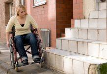 rolstoel drempel