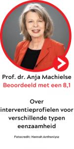 Anja Machielse   spreker jaarcongres eenzaamheid