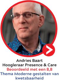 Andries Baart | spreker zorg+welzijn congressen