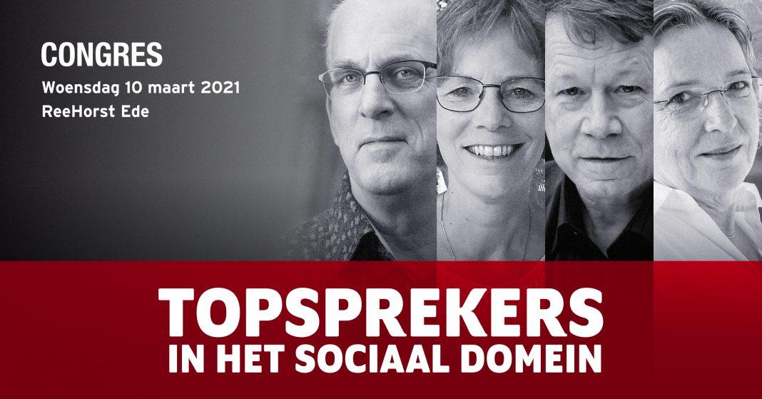 Congres Topsprekers in het sociaal domein