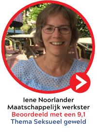 Iene Noorlander | spreker zorg+welzijn congressen