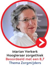 Marian Verkerk | spreker zorg+welzijn congressen