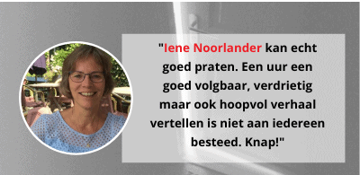 Quote Iene Noorlander