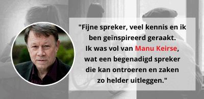 Quote Manu Keirse