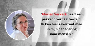 Quote Marian Verkerk