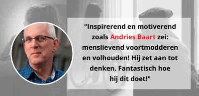 Andries Baart | congres Topsprekers in het sociaal domein