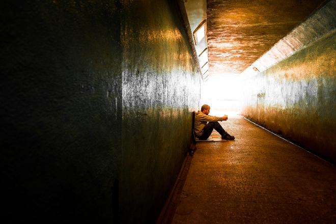 Dakloze jongeren