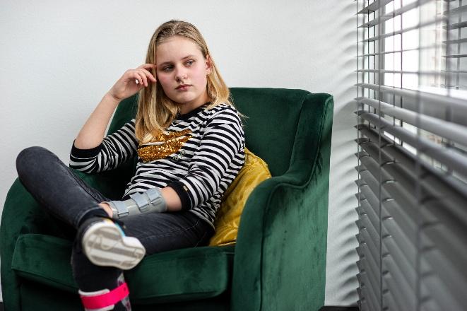eenzaamheid gehandicapte kinderen