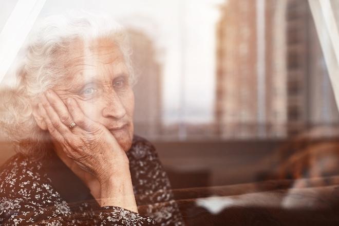 Eenzaamheid onder ouderen